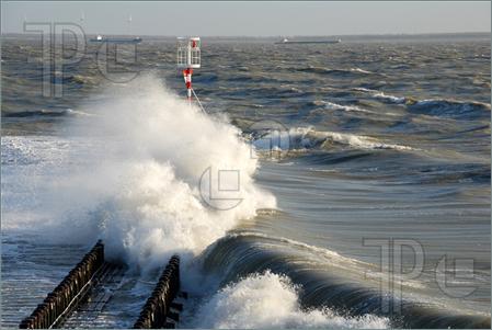 Flood Surge Clipart.