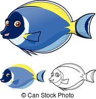 Surgeonfish Clip Art Vector and Illustration. 171 Surgeonfish.