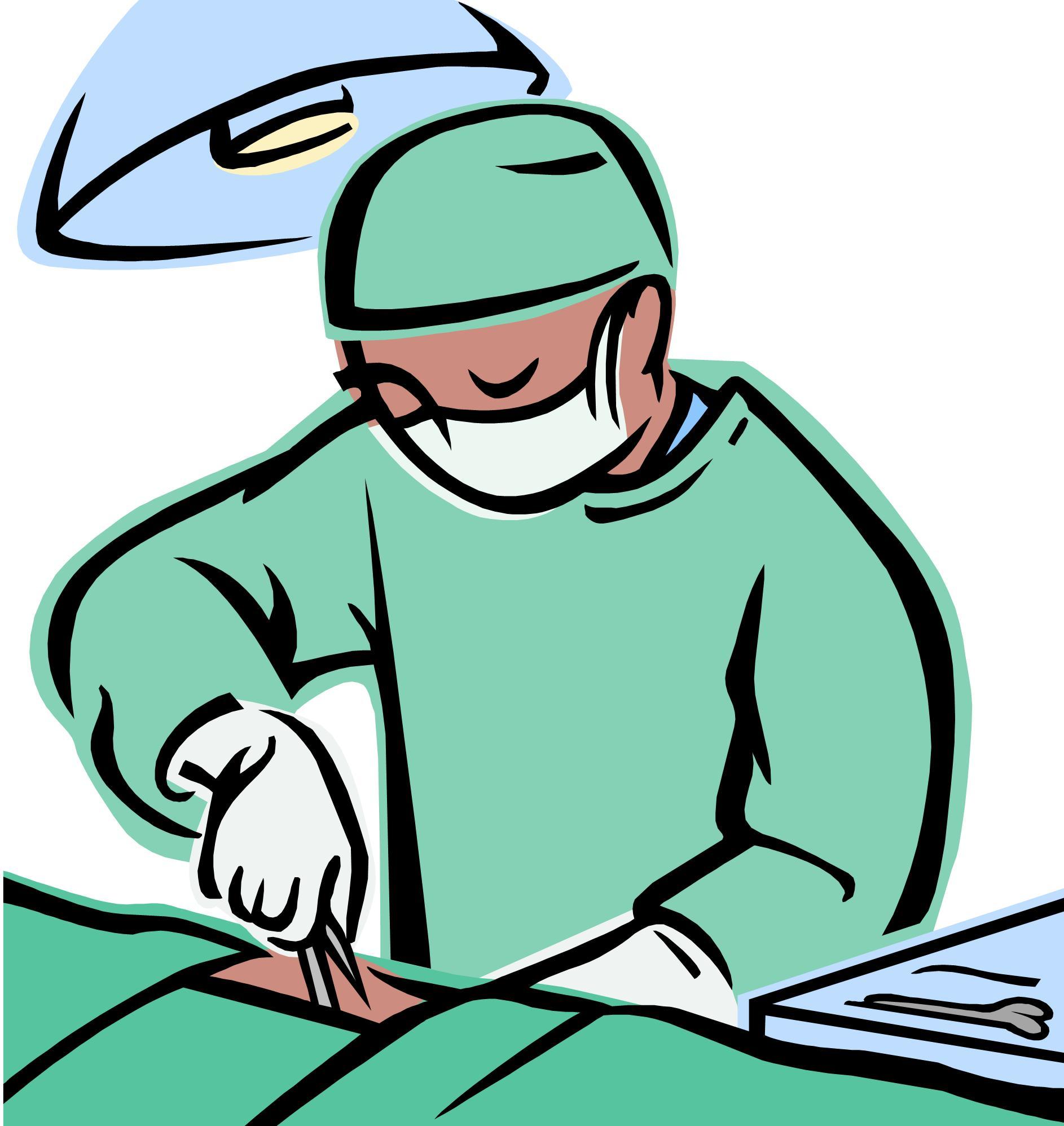 7+ Surgery Clipart.