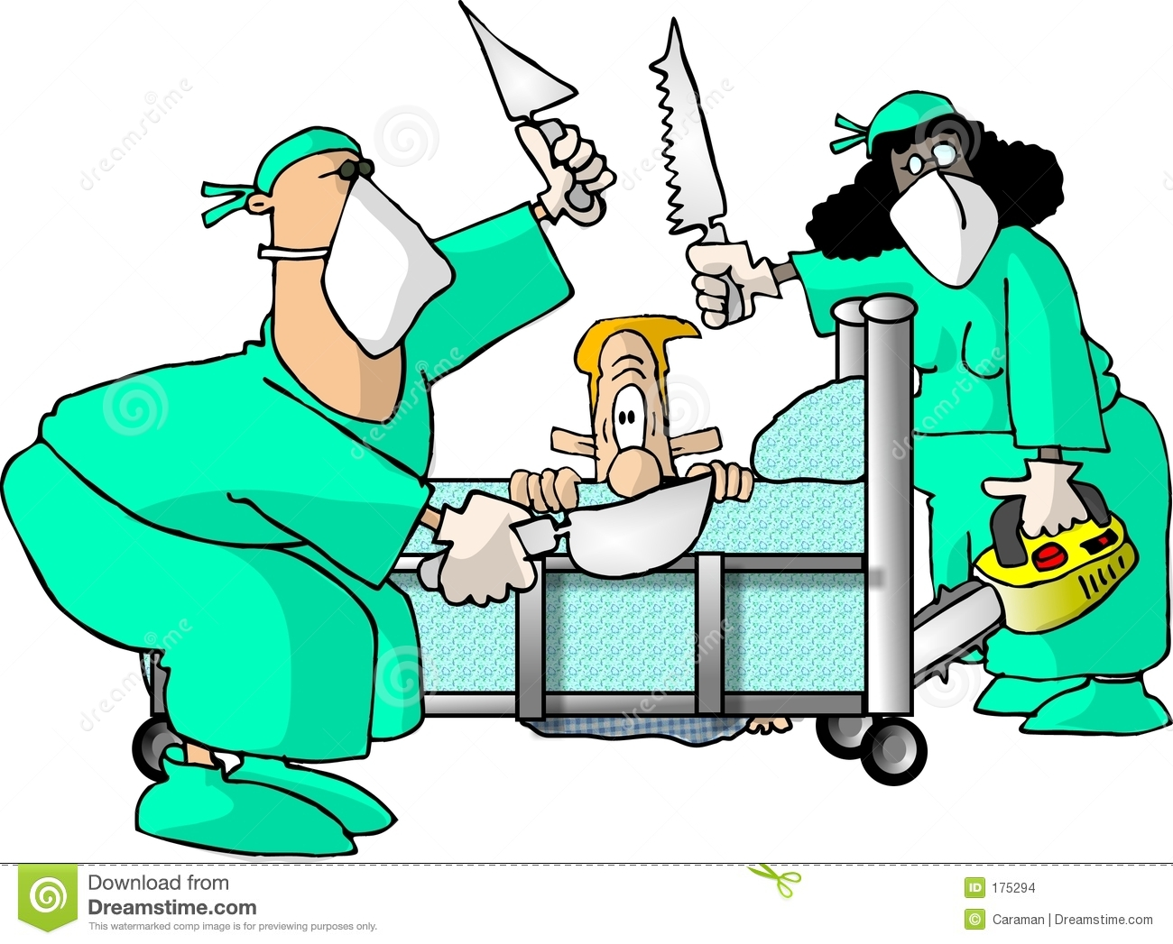 Nurse Stock Illustrations.