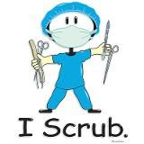 Surgical Technologist Clipart.