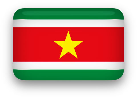 Free Animated Suriname Flag Gifs.