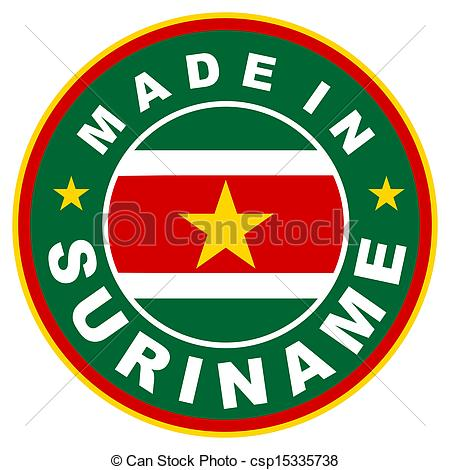 Made suriname Illustrations and Clipart. 12 Made suriname royalty.