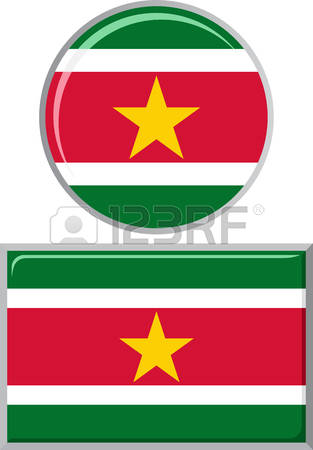 209 Surinamese Flag Stock Illustrations, Cliparts And Royalty Free.