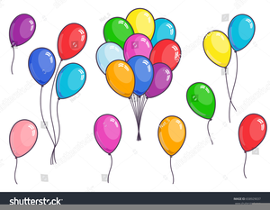 Free Surprise Birthday Party Clipart.