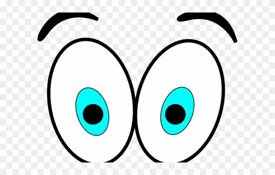 Eyeball Clipart Surprised Eye.