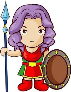 Ancient Greek Gods & Goddesses Facts For Kids.