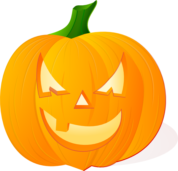 Faces clipart jack o lantern, Faces jack o lantern.