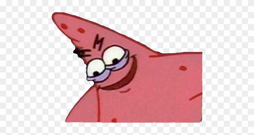 Patrick Meme Transparent, HD Png Download.