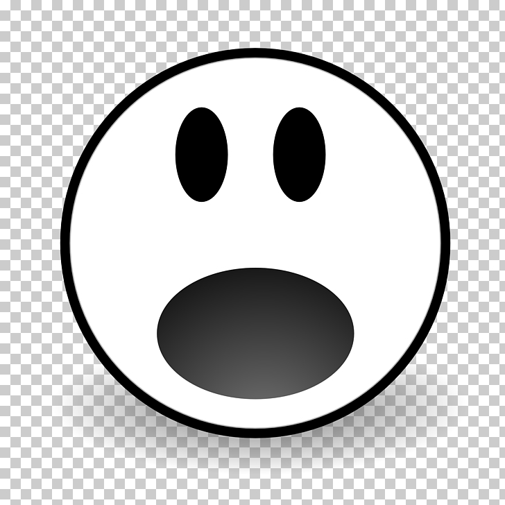Smiley Face Surprise , Afraid Face s PNG clipart.