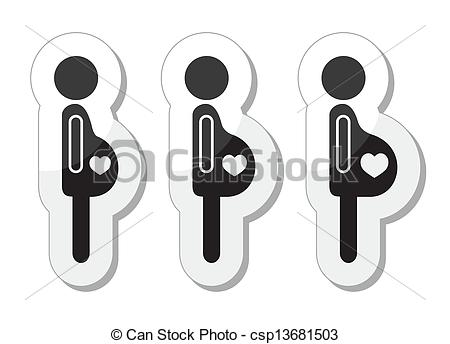 Surrogate mother Clip Art Vector and Illustration. 18 Surrogate.