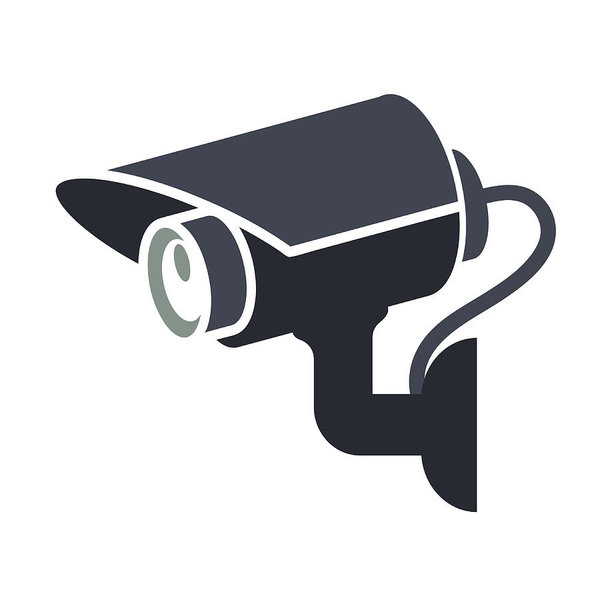 Surveillance Camera Drawing.