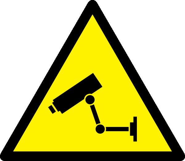 Surveillance Camera Clipart.