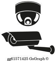 Download Free png Surveillance Camera Clip Art.