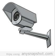 Clipart surveillance.