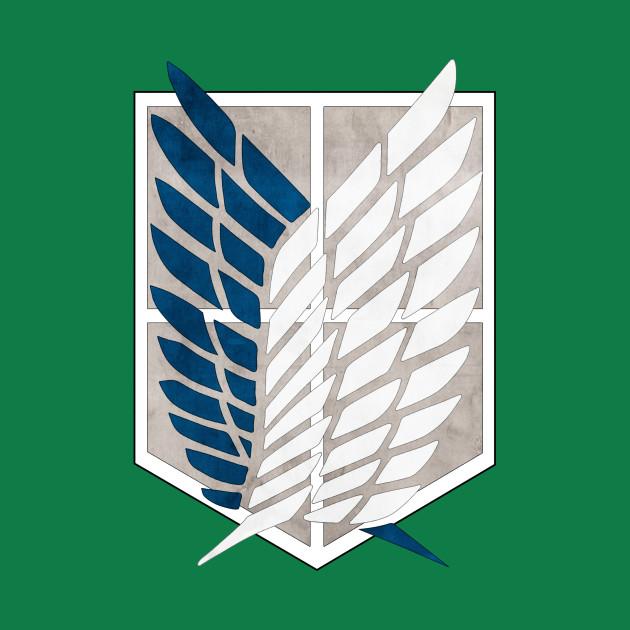 Survey corps Logos.