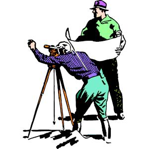 Surveyor Clipart.