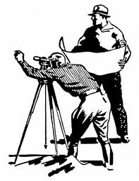 Surveying Clipart.