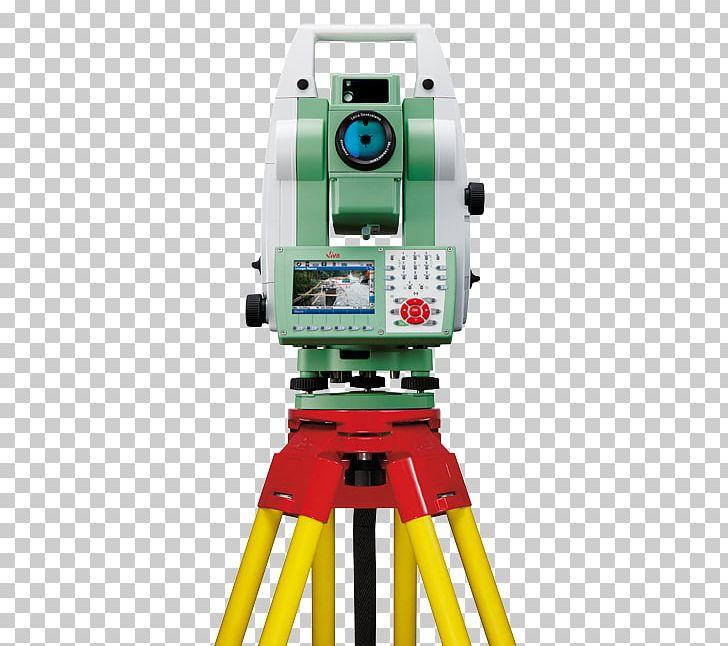 Surveyor Total Station Measuring Instrument Level.