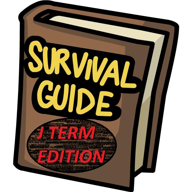 Survival Clipart tour guide 2.