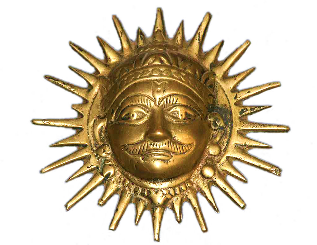 Chariot of the Sun God.