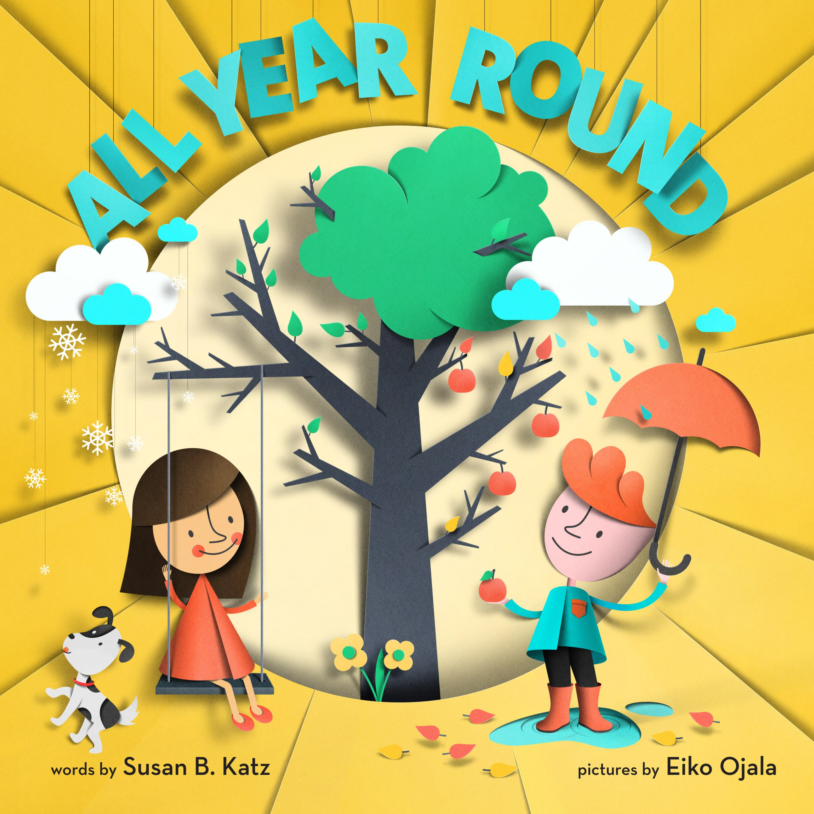 All Year Round by Susan B. Katz — Reviews, Discussion, Bookclubs.
