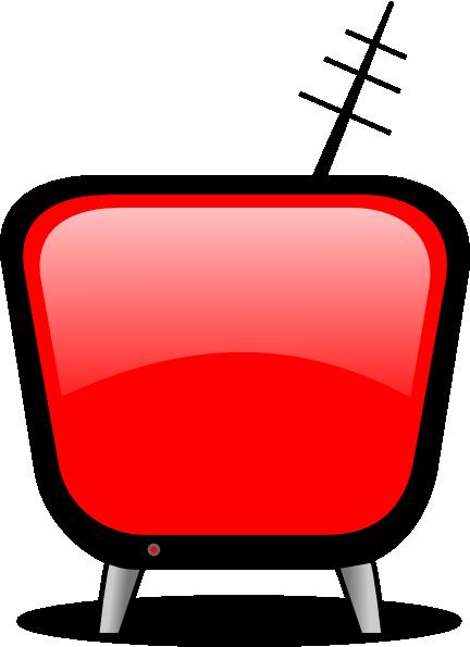 Television Clip Art at Clker.com.