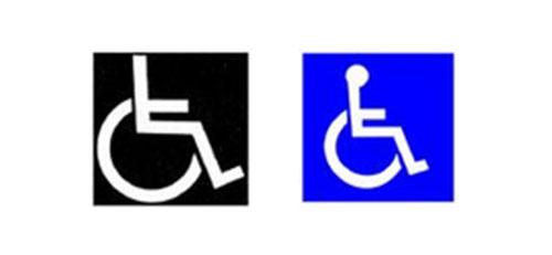 Handicap Accessible Symbol.