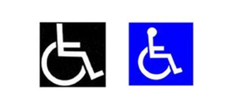 Wheelchair Symbol Susanne Clipart.