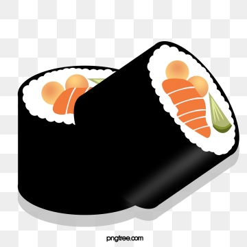 Sushi Png, Vector, PSD, and Clipart With Transparent.