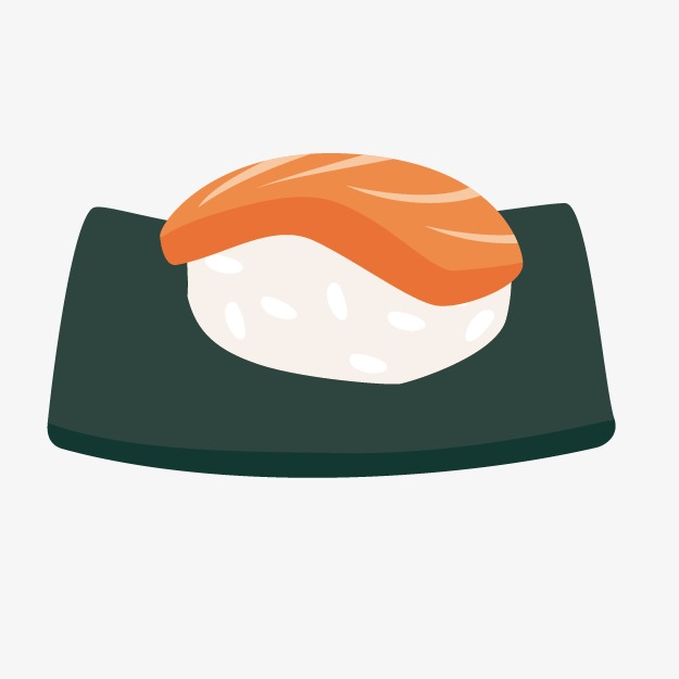 Sushi clipart png » Clipart Station.