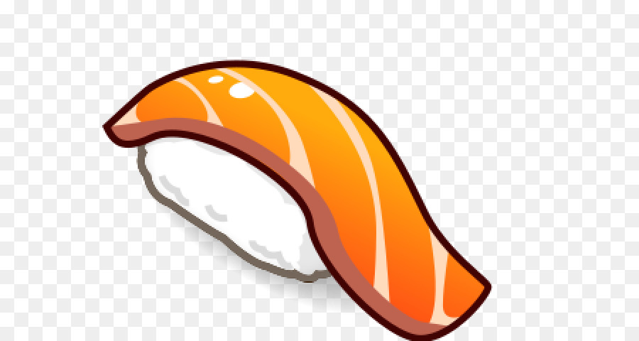 Orange Emoji png download.