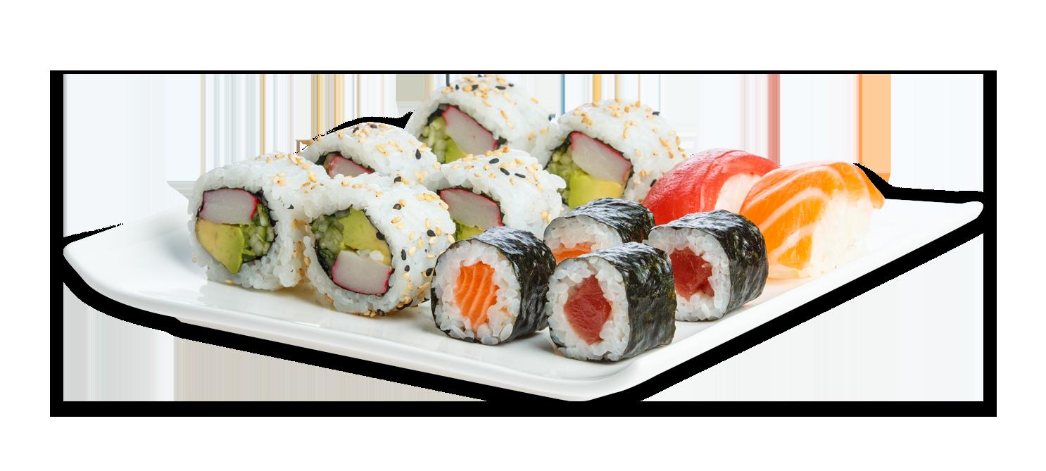 Sushi Japanese Cuisine Philadelphia roll Toast California.