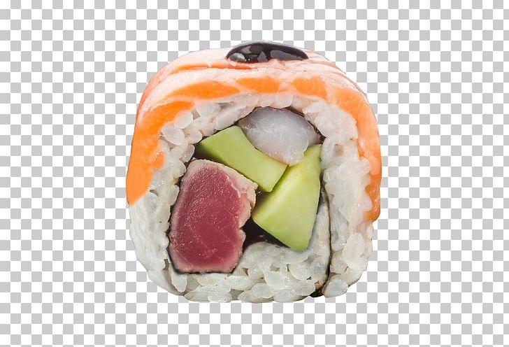 California Roll Sashimi Gimbap Smoked Salmon Sushi PNG.