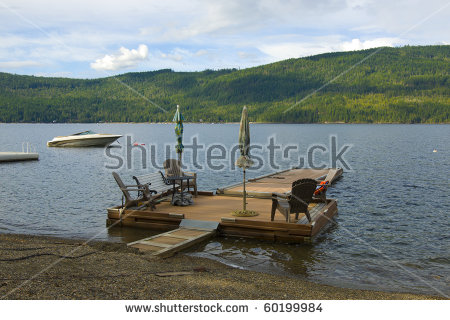 Shuswap Lake Stock Photos, Royalty.
