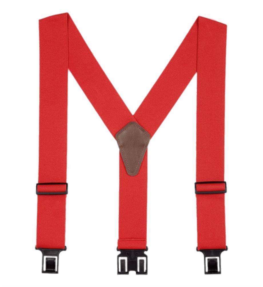 Red Suspenders.