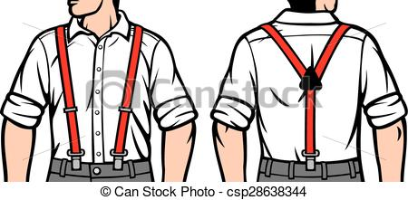 Suspenders Illustrations and Clip Art. 3,319 Suspenders royalty.