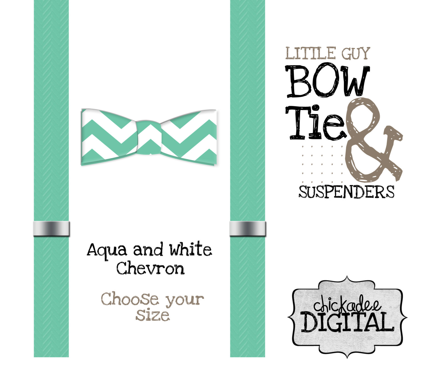 Tiffany blue bow ties clipart images.