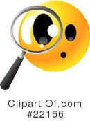 Suspicion Clipart #1.