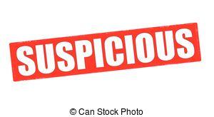 Suspicious Illustrations and Clip Art. 1,599 Suspicious royalty.