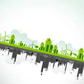 Sustainability Clip Art.