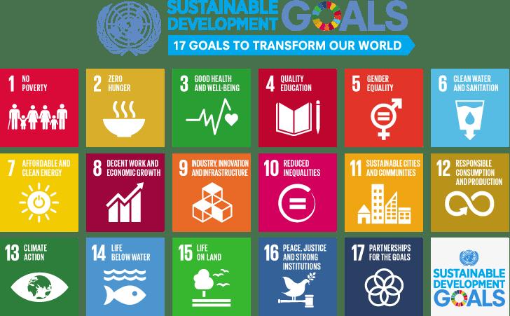 Sustainable Development Goals launch in 2016.