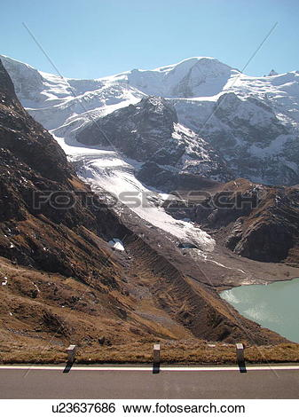 Stock Images of Switzerland, Europe, Bern, Berne, Sustenpass.