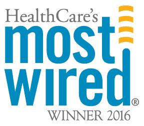 Sutter Health Named 2016 Most Wired.