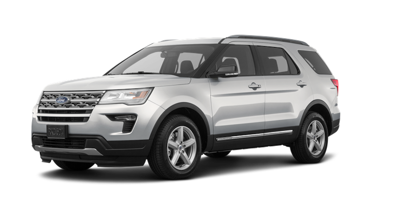 Ford SUV PNG Photos.