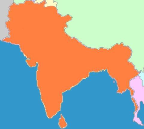 Original Bharat, before the Islamic Invasion of Bharat (India.