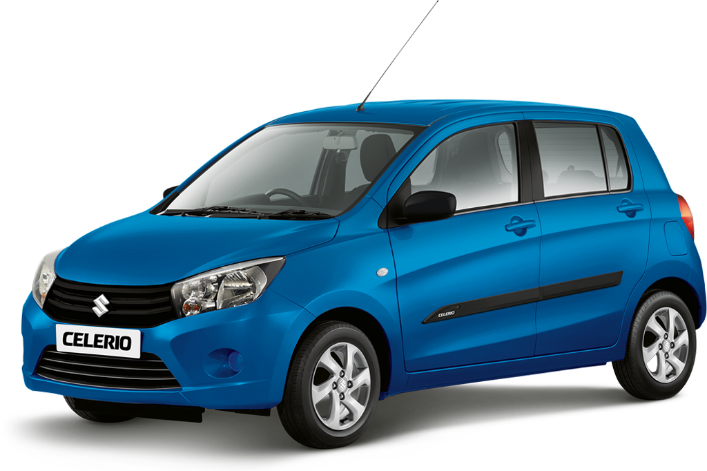 Suzuki Launched Limited Edition Celerio City In The UK.