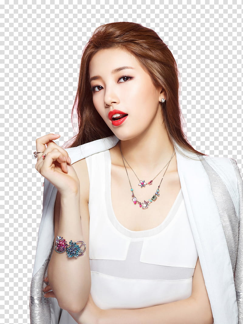 Bae Suzy transparent background PNG clipart.