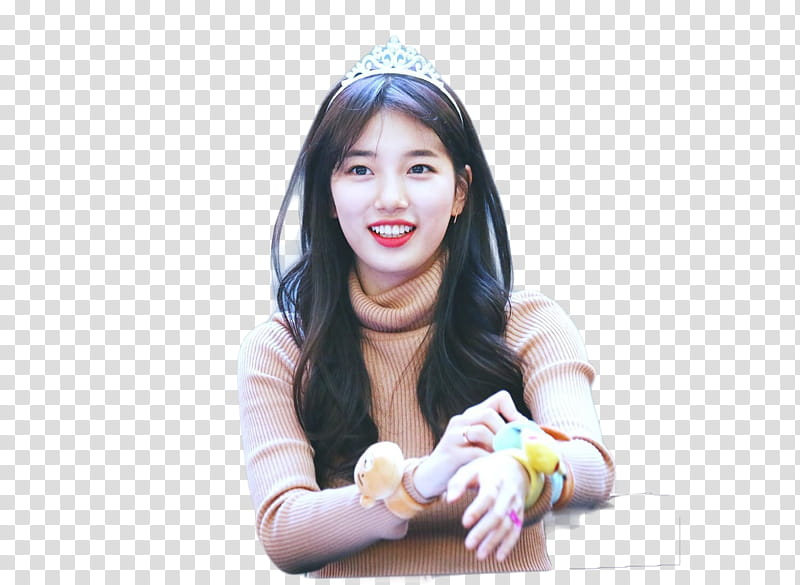 SHARE BAE SUZY MISS A transparent background PNG clipart.