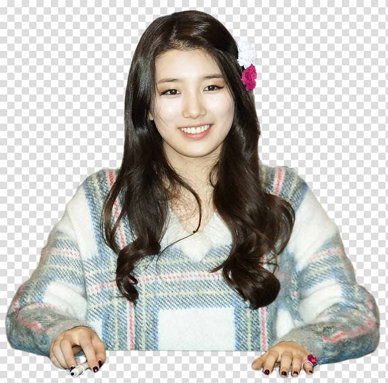 Suzy Miss A transparent background PNG clipart.